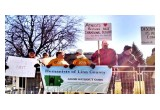Humanists of Linn County Protest