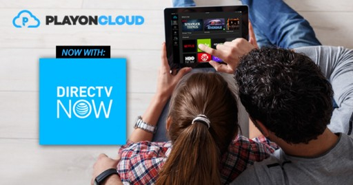 PlayOn Brings a Cloud DVR to DIRECTV NOW