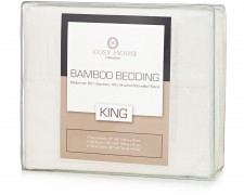 Cosy House 60% Bamboo Bedding Collection Package View