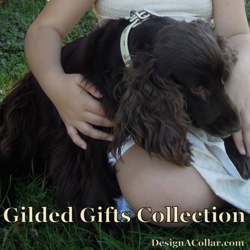 New Gilded Gift Collection From DesignACollar.com