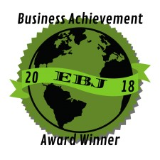 Business Achievement Award Winner 2018