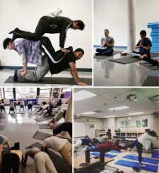 Yoga for Students and Teachers
