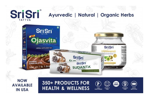 Global Wellness and Ayurvedic Products Company Sri Sri Tattva Announces In-Store and Website Launch in the United States