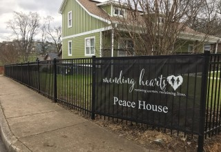 Peace House at Mending Hearts, Inc.