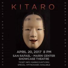 Kitaro World Tour 2017