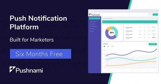 Pushnami to Offer Free Push Notification Platform for All Websites and Online Businesses