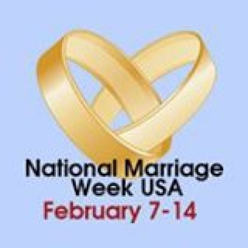 It's National Marriage Week--Campaign to Promote Marriage and Its Success
