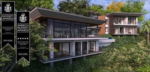 Top Award Spotlights SARCO Architects' Costa Rican Residence