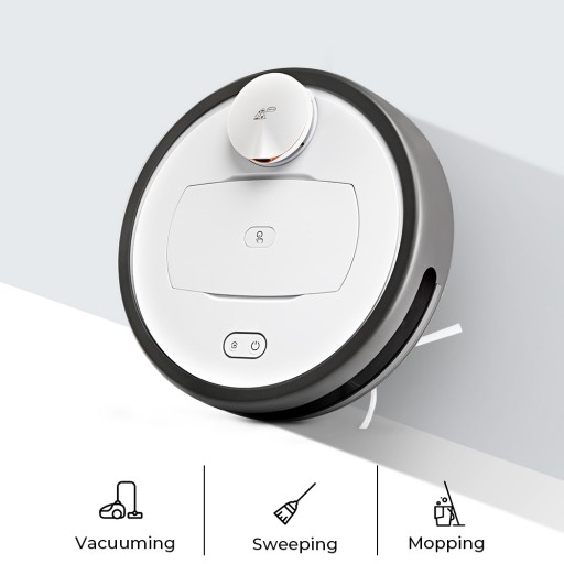 Puppyoo R6 Home Smart Robot Vacuum Ushers in a New Generation of Cleaning Robots