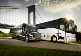 US Coachways, a leading charter bus provider