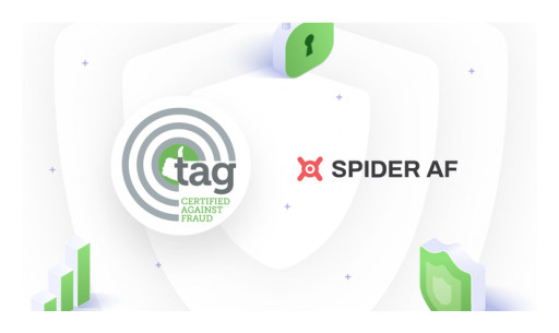 Cybersecurity Company Spider Labs, Ltd. Renews Certification for Trustworthy Accountability Group (TAG) Certified Against Fraud Seal