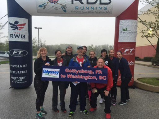 Fitness and Fun Come Together to Support the Troops