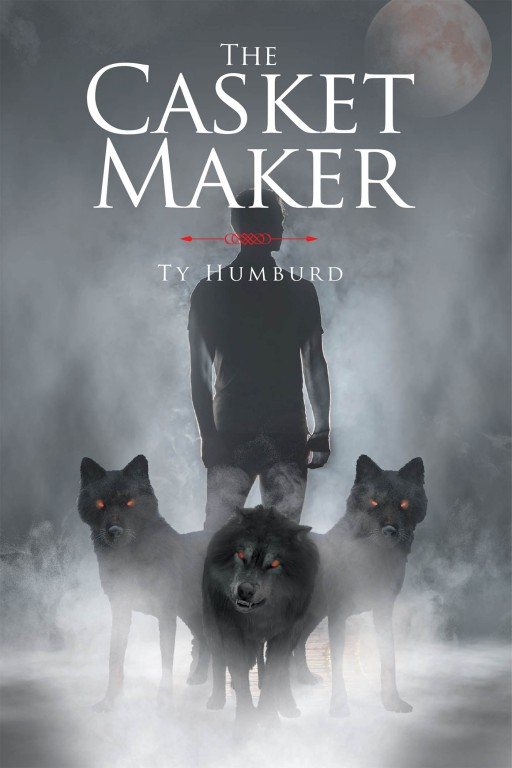 Ty Humburd's New Book 'The Casket Maker' is a Bone-Chilling Story About a Young Man Who's Planning for a Better Future in a City Full of Darkness