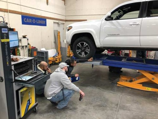 G&C Techs More Confident About Complicated Repairs With Car-O-Liner
