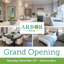 New Townhomes Opening in Arcadia this Saturday, December 15th!