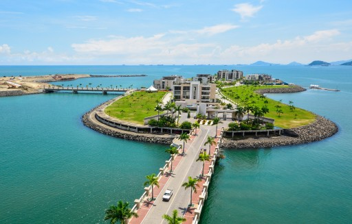 Beach Club Project Launches on Panama City's Man-Made Islands