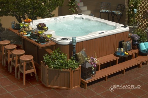 Get Your Backyard Summer-Ready With Emerald Springs Spas