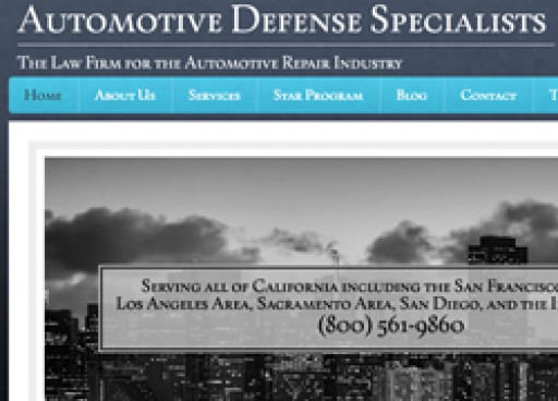 California SMOG Station, STAR Program, and Auto Technician Attorneys, Automotive Defense Specialists, Announces Post Clarifying B2B Services