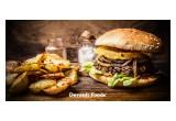 Devault Foods Burger