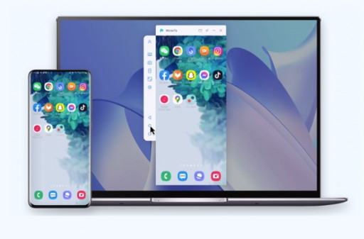 iMyFone Launches MirrorTo Software for Android Screen Mirroring