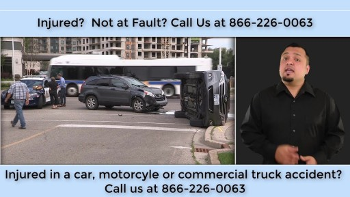 Motor Vehicle Accident Attorney Near Southern California - 866 - 226 - 0063