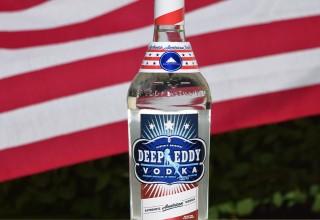 Deep Eddy Vodka Fourth of July
