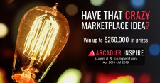 Arcadier Inspire Marketplace Competition