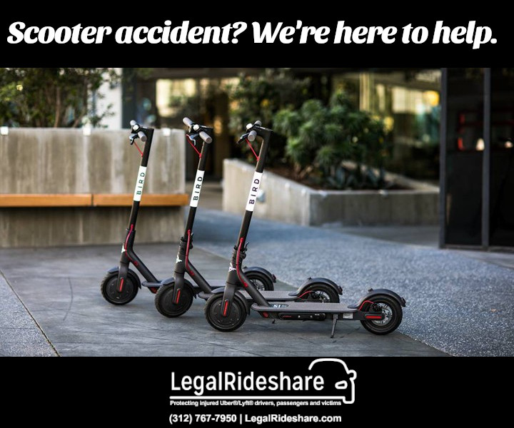 Scooters (And Accidents) Are Here to Stay, LegalRideshare