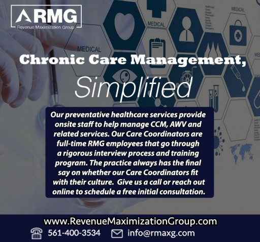 Revenue Maximization Group Reiterates Its Full Service Offering for Former CareSync Clients