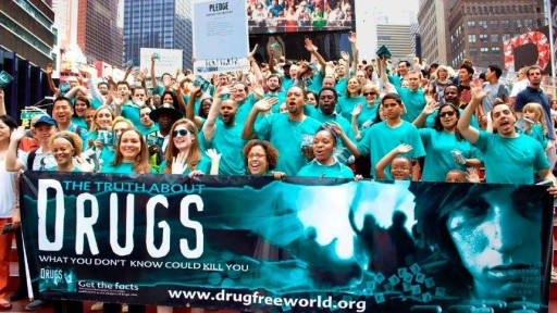 Scientology Backs Day Against Drug Abuse With International Initiative