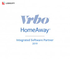 Lodgify is now Integrated Software Partner of HomeAway/Vrbo