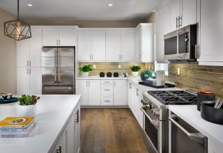 Residence 4 Kitchen, C2E Irvine