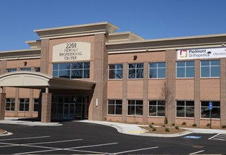 OrthoAtlanta Newnan building image