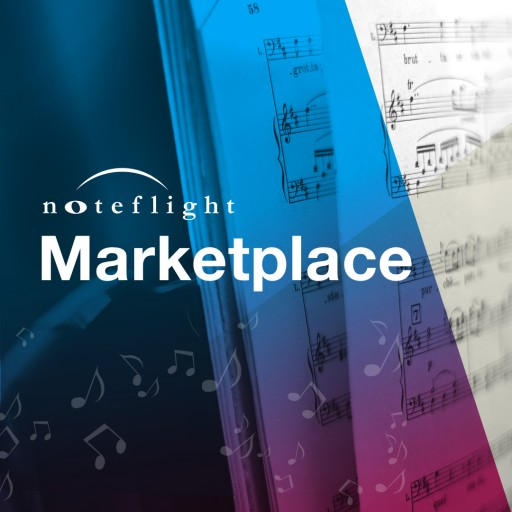 Noteflight Marketplace Provides Instant Self-Publishing and Purchasing of Digital Sheet Music