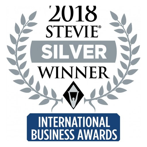 Crestcom International Wins Silver Stevie® Award in 2018 International Business Awards®