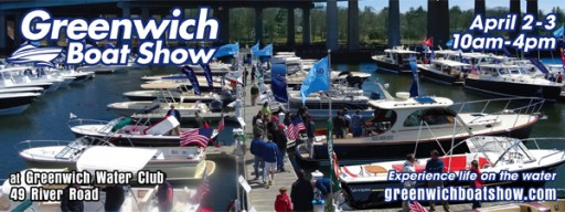 Huge Selection of Boats Ready to be Tested at the Greenwich Boat Show