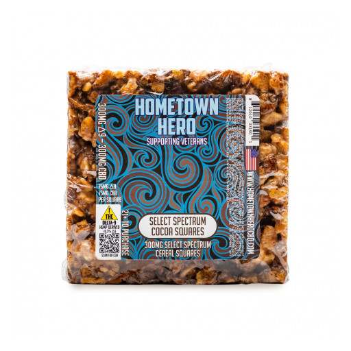 New Edible With 300mg of Hemp-Derived Delta-9 THC is Legal in Every State