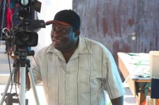 King Bassey, filmmaker and founder of The Los Angeles Nollywood Film Association