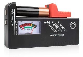 Volt Vault Battery Tester