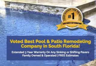 Pool remodeling Jupiter