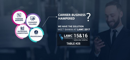 Meet Bankai at LAWC 2017
