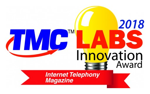 TMC Labs Names OneBill as Its Internet Telephony Innovation Award Winner - 2018!