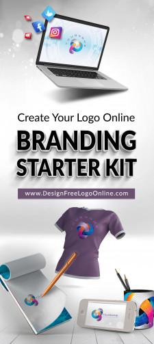 Create Your Own Logo Online - Branding Starter Kit