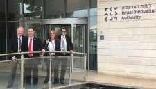 SUNV Meets with the Israel Innovation Authority in Tel-Aviv