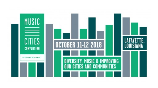 Lafayette, La., to Host Global Convening on Music and Culture in October