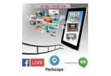 eZ-Xpo - Social Live for Massive Daily Traffic