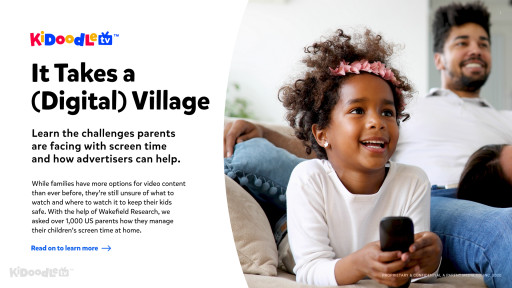 Survey Reveals Increased Family Streaming Habits During COVID-19