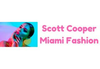 Scott Cooper Miami Fashion