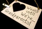 Weeks Until We're Grandparents