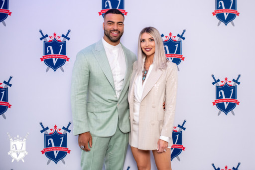 New England Patriots Linebacker Kyle Van Noy Raises More Than $125,000 at 'Knights of Luxury' Fundraising Event